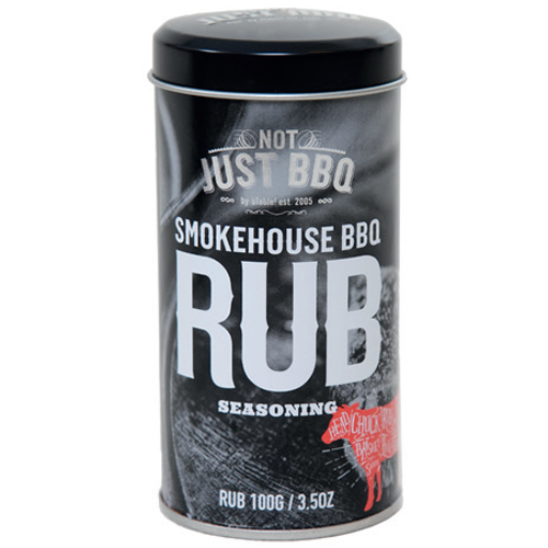 Rub Smokehouse bbq 160g x 6