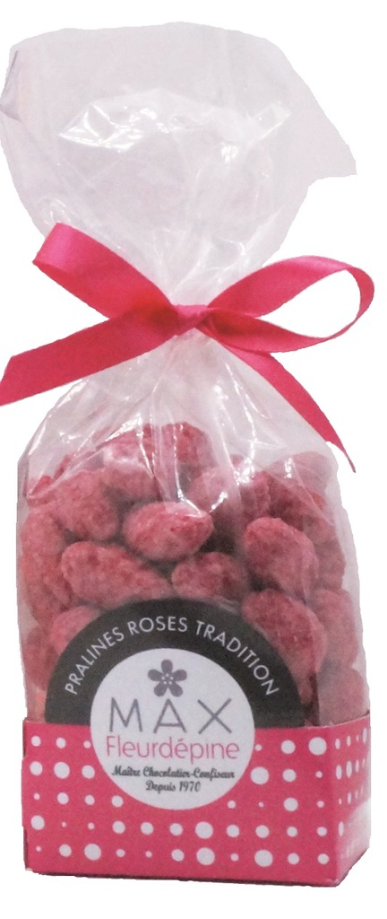 Sachet praline rose tradition 200g x 12